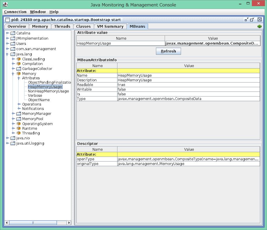 Metricbeat + Jolokia Proxy + JMXでJVM監視 その2 | Wisdom Gate Blog